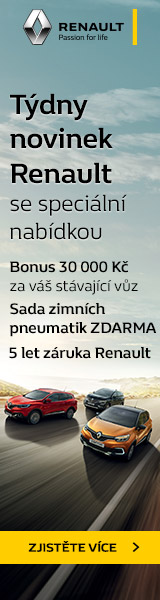 Renault týdny