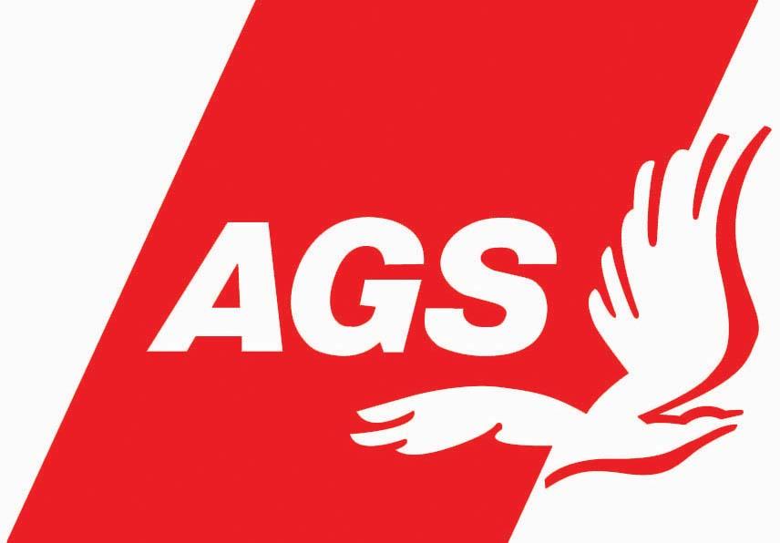 www.agsmovers.com - logo