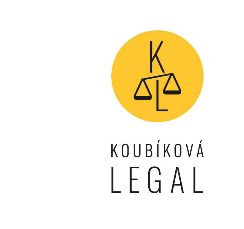 www.koubikovalegal.eu - logo