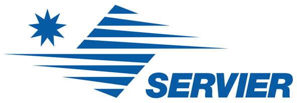 www.servier.cz - logo