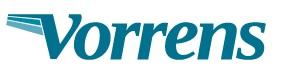 www.vorrens.cz - logo