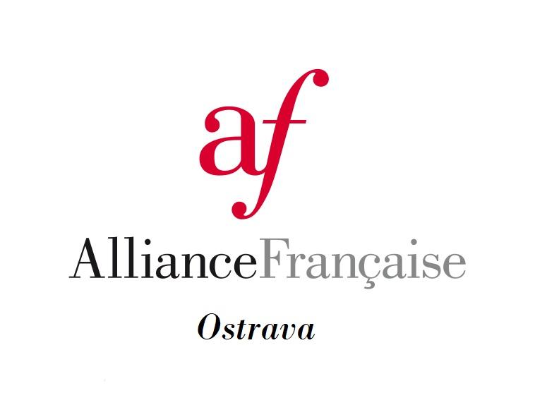 www.alliancefrancaise.cz/ostrava - logo