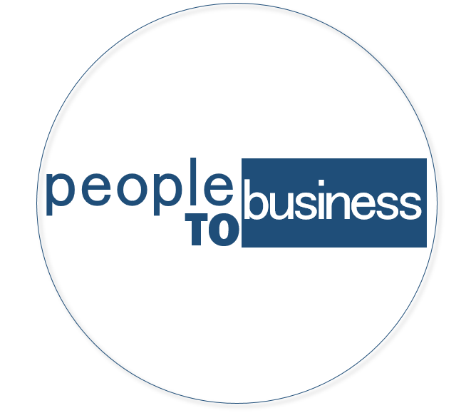 www.peopletobusiness.cz - logo