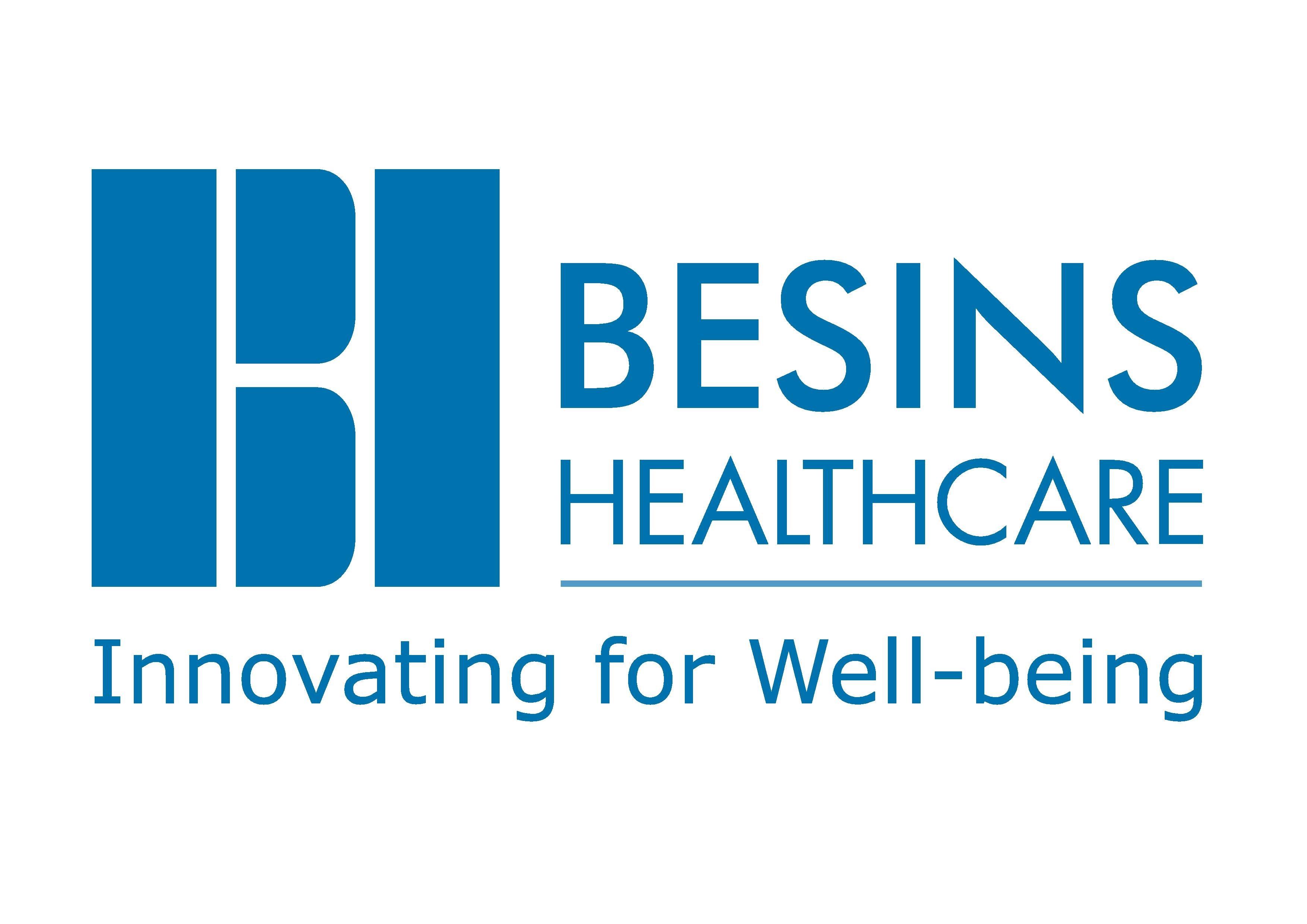 www.besins-healthcare.cz - logo