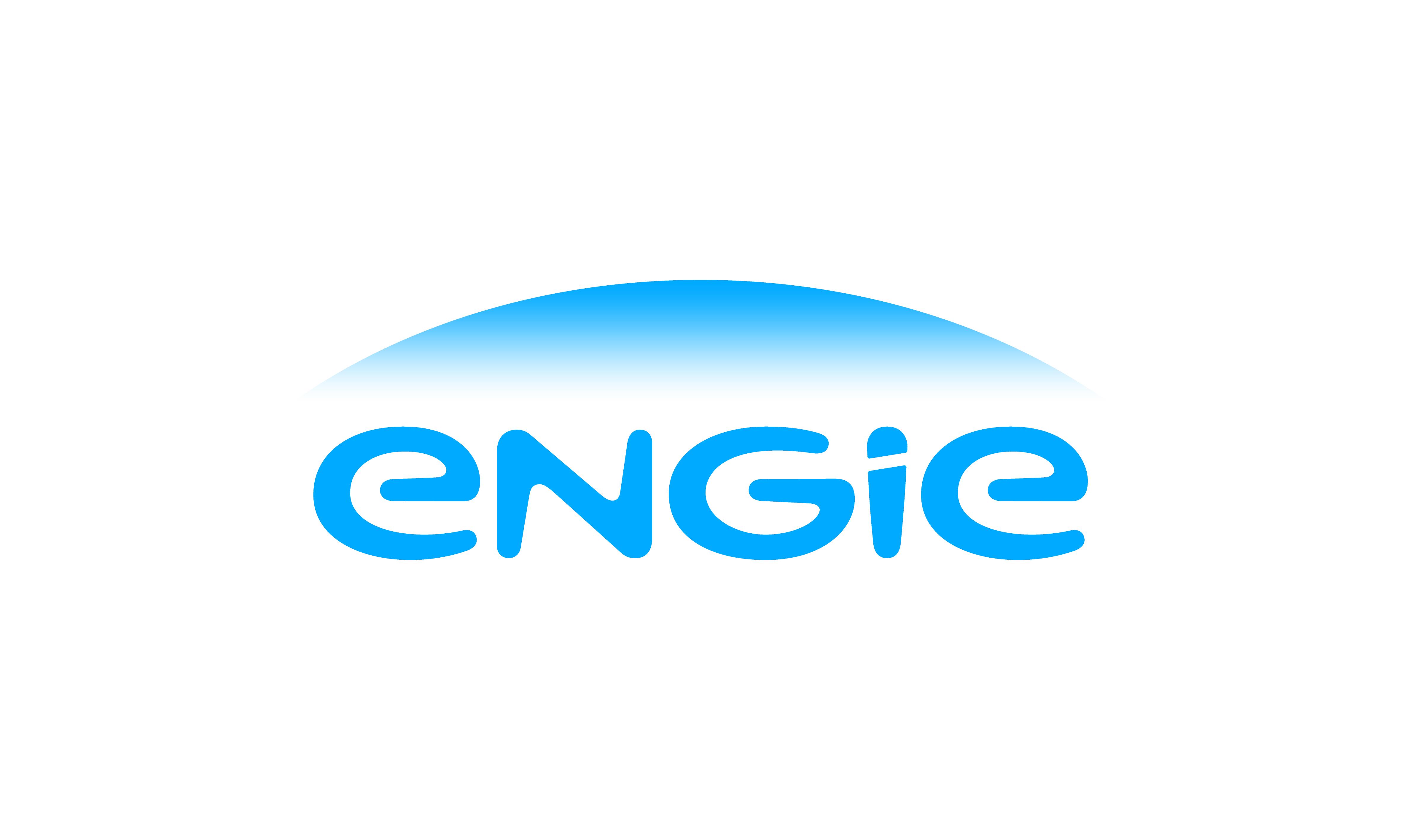 www.engie.cz  - logo