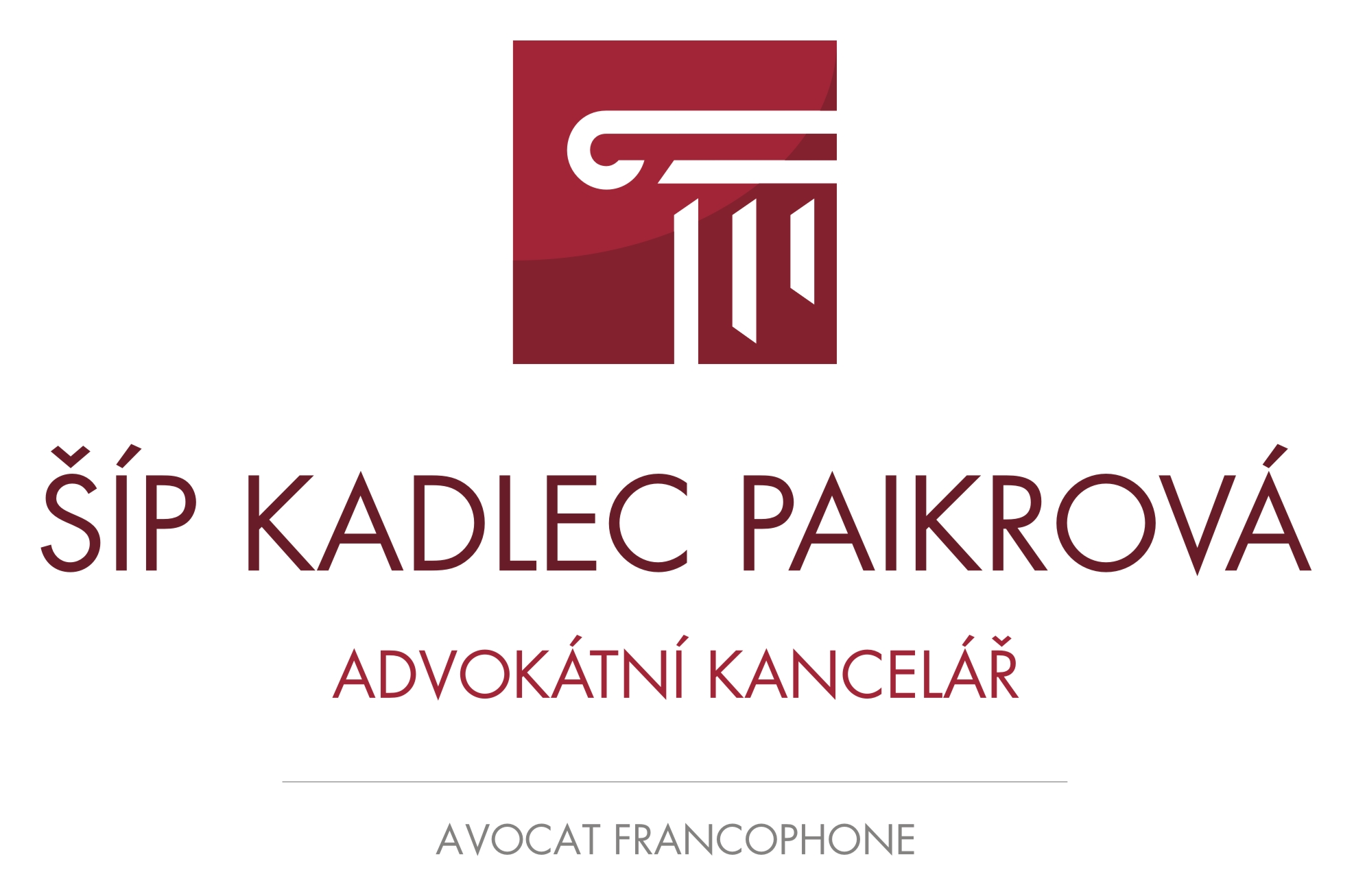 www.skplegal.cz - logo