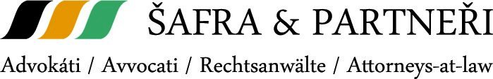 www.safra-advokati.cz - logo