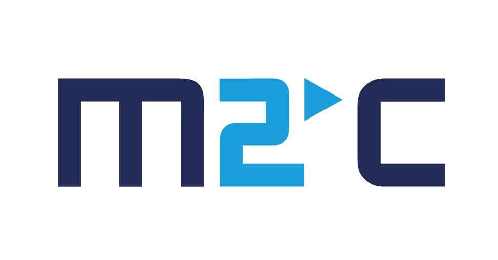 www.m2c.eu - logo